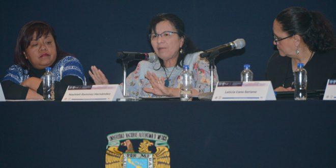 Discurso de la Presidenta de la CDHDF, Nashieli Ramírez Hernández, en el Congreso Internacional de la ENTS de la UNAM