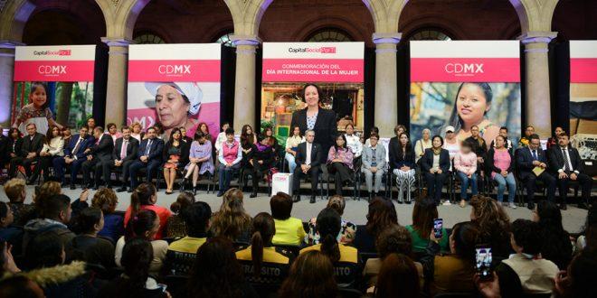Galería: Conmemoración del Día Internacional de la Mujer