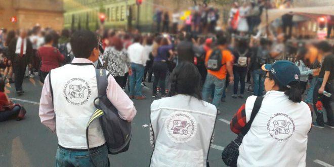 Galería: Marcha en conmemoración del Día Internacional de la Mujer