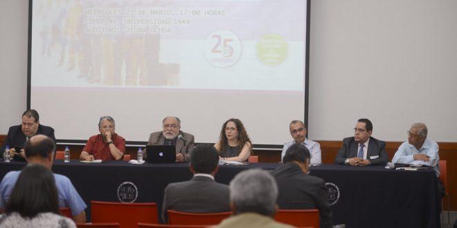 Galería: Quinta reunión del Observatorio Ciudadano de la Reforma Laboral