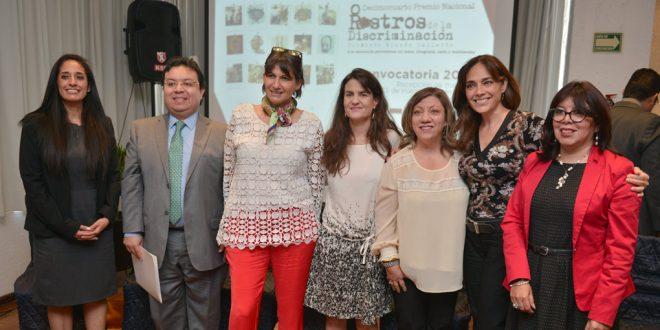 Galería: Presentación del Premio Rostros de la Discriminación 2018