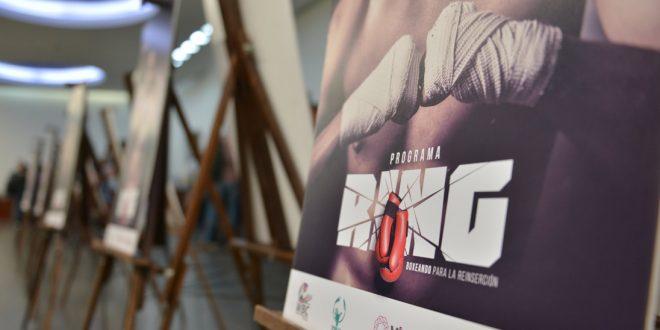 """Galería: Presentación del libro """"Programa Ring boxeando para la reinserción"""""""