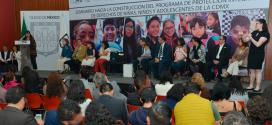 El respeto y protección a derechos de niñas, niños y adolescentes debe ser una política permanente en la Ciudad de México