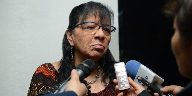 Entrevista a la Presidenta de la CDHDF, Nashieli Ramírez Hernández, 48ª Asamblea Ordinaria del Comité de Seguimiento y Evaluación del Programa de Derechos Humanos de la CDMX