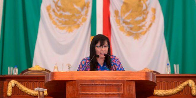 Mensaje inicial de la Presidenta de la CDHDF, Nashieli Ramírez Hernández, ante el pleno de la ALDF con motivo de la presentación del Informe Anual 2017 de este organismo