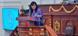 Mensaje final de la Presidenta de la Comisión de Derechos Humanos del Distrito Federal, Nashieli Ramírez Hernández, ante el pleno de la Asamblea Legislativa del Distrito Federal