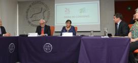 Transcripción del discurso de la Presidenta de la CDHDF, Nasheli Ramírez Hernández, durante la Firma del Convenio de Colaboración con la Organización de Estados Iberoamericanos para la educación, la ciencia y la cultura (OEI)