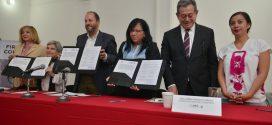 CDHDF y Secretaría de Cultura de la CDMX firman Convenio Marco de Colaboración