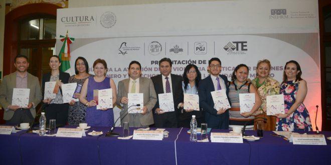 Galería: Presentación de la Guía para la Atención de la Violencia Política por Razones de Género y Derechos Humanos de la CDMX