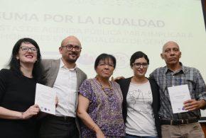 """Galería: Suma por la Igualdad """"Propuestas de agenda pública para implicar a los hombres en la igualdad de género"""""""