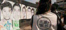 Galería: CDHDF acompañó marcha #Ayotzinapa43meses