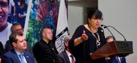 Palabras de la Presidenta de la CDHDF, Nashieli Ramírez Hernández, en la Ceremonia del Día de Lucha Contra la Homofobia y la Transfobia, realizada en el Museo Memoria y Tolerancia