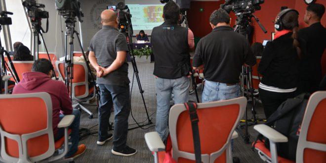 """Sesión de preguntas y respuestas del lanzamiento de la Campaña """"La Diversidad Cultural Nos Enriquece"""", del Movimiento Nacional por la Diversidad Cultural de México"""