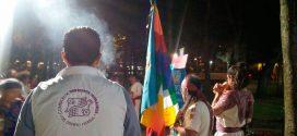 Galería: CDHDF acompañó Caminata Sagrada por la Vida y la Paz