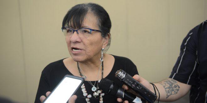 """Entrevista a la Presidenta de la CDHDF, Nashieli Ramírez Hernández, al término de la proyección del documental """"No Se Mata La Verdad"""""""