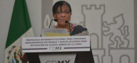 Palabras de la Presidenta de la CDHDF, Nashieli Ramírez Hernández, en la Publicación del Acuerdo por el que se expide el Protocolo Interinstitucional para Personas Adolescentes y el Nuevo Acuerdo para Activación de Alerta AMBER de la Ciudad de México
