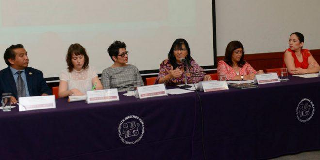 Discurso de la Presidenta de la CDHDF, Nashieli Ramírez Hernández, al dar la bienvenida a las y los participantes del Foro Mujer, Ciencia, Tecnología y Derechos Humanos