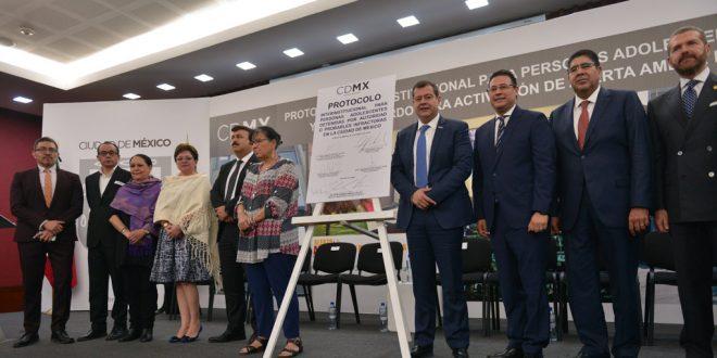 Galería: Presentación del Protocolo Interinstitucional para Personas Adolescentes detenidas