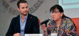 Discurso de la Presidenta de la CDHDF, Nashieli Ramírez Hernández, en la Firma de Convenio de Colaboración con Inclusite S.A. de C.V.