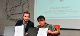 Con el apoyo de Inclusite, la CDHDF reforzará difusión y acceso de servicios a personas con discapacidad