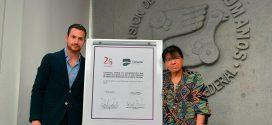 Galería: Firma de Convenio de Colaboración entre CDHDF e Inclusite, S.A. de C.V.