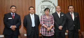 Atestigua CDHDF firma de Convenio de Concertación para proteger derechos de población callejera
