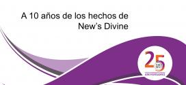 A 10 años de los hechos de New's Divine