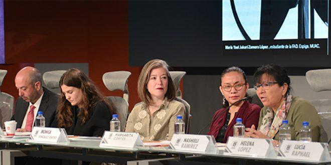 La perspectiva de género debe ser base para la universalidad de los derechos humanos