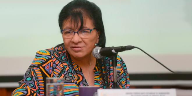 Discurso de la Presidenta de la CDHDF, Nasheli Ramírez Hernández, en la presentación de la Agenda Política para erradicar la Explotacion del Trabajo Infantil en México 18/24