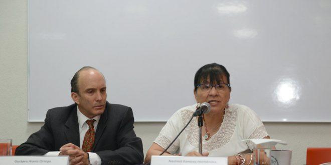 """Discurso a la Presidenta de la CDHDF, Nashieli Ramírez Hernández, en la presentación del estudio """"Los Combustibles y la Calidad del Aire en México"""", elaborado por el Centro Mexicano de Derecho Ambiental (CEMDA)."""