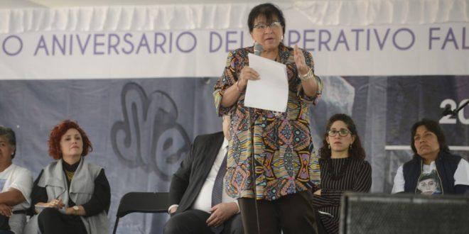 Discurso de la Presidenta de la CDHDF, Nashieli Ramírez Hernández, en la conmemoración del décimo aniversario luctuoso del caso New's Divine