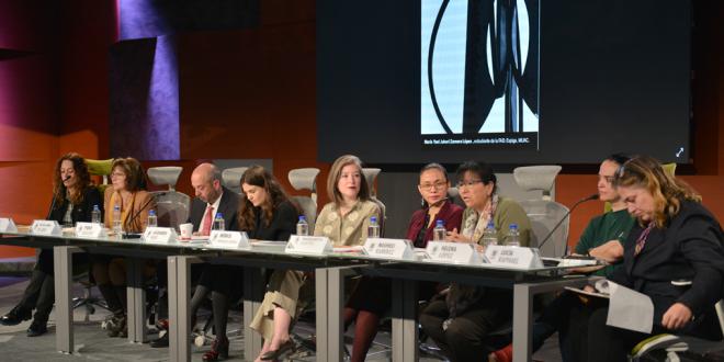 Palabras de la Presidenta de la CDHDF, Nashieli Ramírez Hernández, durante la inauguración del II Congreso Internacional «Buenas Prácticas en el Juzgar: El Género y los Derechos Humanos».