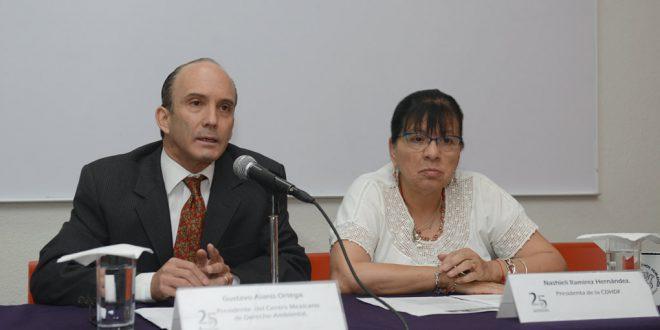 """Galería: Presentación del estudio """"Los combustibles y la calidad del aire en México"""""""