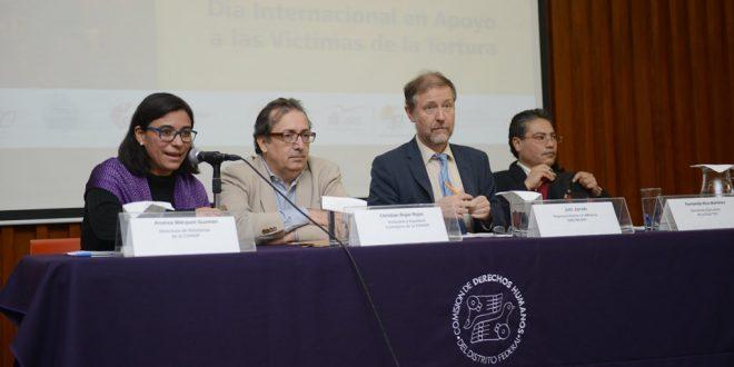 Galería: Conferencia de Prensa del Grupo Impulsor contra la Detención Migratoria y la Tortura