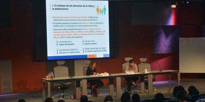 """Galería: Presidenta de CDHDF, Nashieli Ramírez Hernández, imparte Conferencia Magistral """"Niñas, niños y adolescentes en el debate del mundo adulto"""