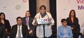 Discurso de la Presidenta de la CDHDF, Nashieli Ramírez Hernández, en la presentación de la Red de Información de Violencia contra las Mujeres