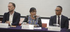 """Discurso de la Presidenta de la CDHDF, Nashieli Ramírez Hernández, en la inauguración del """"Foro Intercambio México-Colombia de Buenas Prácticas en Materia de Reparación a Víctimas de Violaciones Graves de Derechos Humanos"""""""