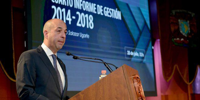 Galería: Cuarto Informe de Gestión del Director de IIJ-UNAM