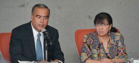 Galería: Conferencia de la Presidenta de CDHDF y el Secretario de Seguridad Pública CDMX