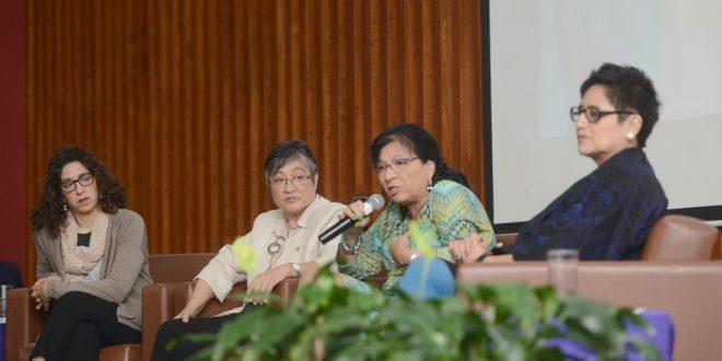 Discurso de la Presidenta de la CDHDF, Nashieli Ramírez Hernández, en la Conferencia Magistral de Helen Mack