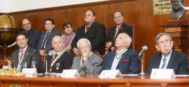Galería: Ceremonia de reconocimiento académico y servicio público al Jefe de Gobierno CDMX