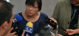 Entrevista a la Presidenta de la CDHDF, Nashieli Ramírez Hernández, después de la reunión que sostuvo con Doctora Claudia Sheinbaum.