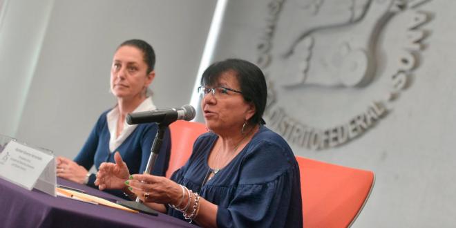 La CDHDF y equipo de transición del nuevo gobierno capitalino, trabajarán conjuntamente por una ciudad de derechos