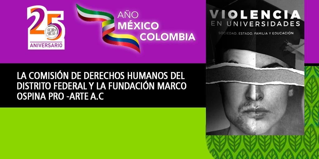 Actividades en el marco del año México - Colombia