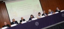Discurso de la Presidenta de la CDHDF, Nashieli Ramírez Hernández, durante la presentación del Informe Especial Crecimiento Urbano Y Derechos Humanos en la Ciudad de México.