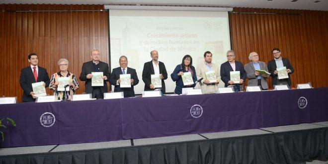 """Galería: Informe Especial: """"Crecimiento Urbano y Derechos Humanos en la Ciudad de México"""""""
