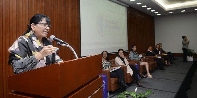 Discurso de la Presidenta de la CDHDF, Nashieli Ramírez Hernández, en el Foro sobre Migración y Discapacidad: Una Mirada desde la Interseccionalidad.
