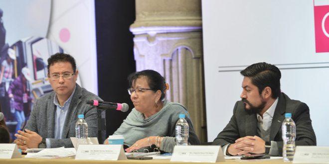 Galería: Nashieli Ramírez Hernández, Presidenta de la CDHDF, participa en la Instalación de la comisión de reducción de riesgos del SIPINNA CDMX