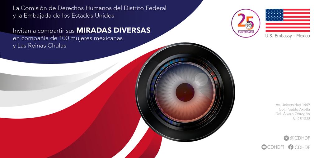 Miradas Diversas @ CDHDF