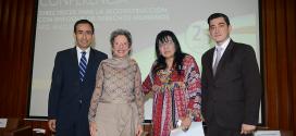 Galería: Conferencia «Directrices para la Reconstrucción con Enfoque de Derechos Humanos»